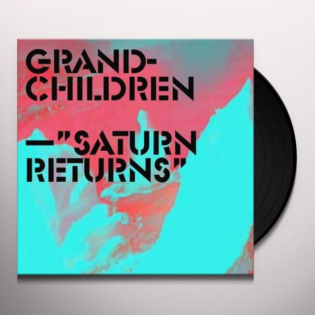 Grandchildren SATURN RETURNS Vinyl Record