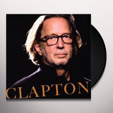Eric Clapton CLAPTON Vinyl Record