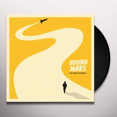 Bruno Mars DOO WOPS & HOOLIGANS Vinyl Record
