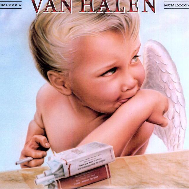 Van Halen 1984 (OGV) (Vinyl)