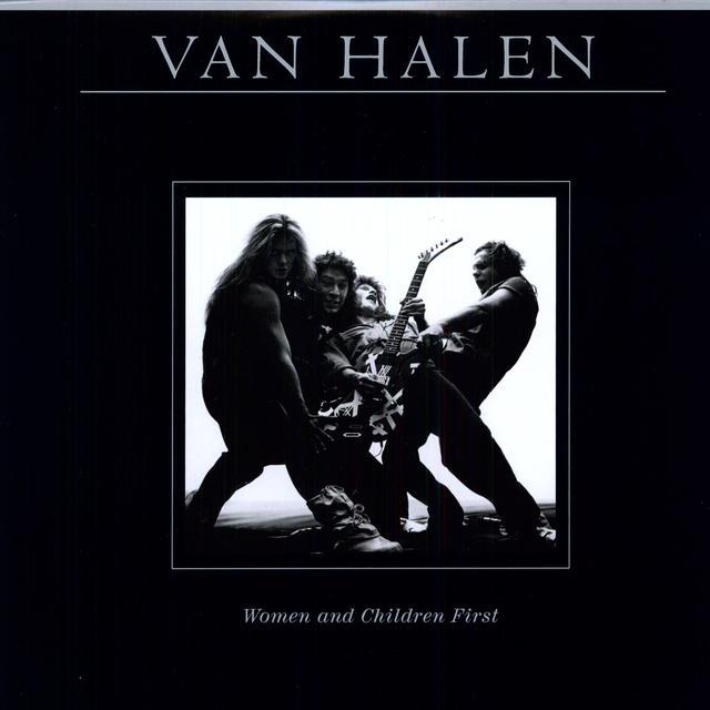 Van Halen WOMEN & CHILDREN FIRST (OGV) (Vinyl)