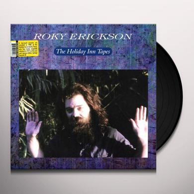 Roky Erickson HOLIDAY INN TAPES Vinyl Record - 180 Gram Pressing