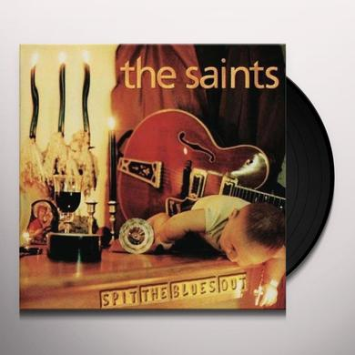 The Saints SPIT THE BLUES OUT Vinyl Record - 180 Gram Pressing