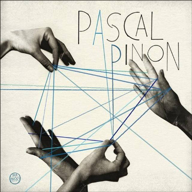Pascal Pinon I WROTE A SONG Vinyl Record