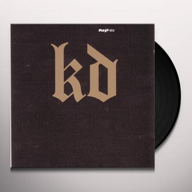 Kevin Drumm SHEER HELLISH MIASMA Vinyl Record