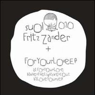 Fritz Zander FOR YOUR LOVE Vinyl Record