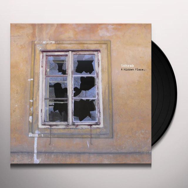 Sohrab HIDDEN PLACE Vinyl Record
