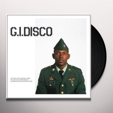 G.I. DISCO / VARIOUS Vinyl Record