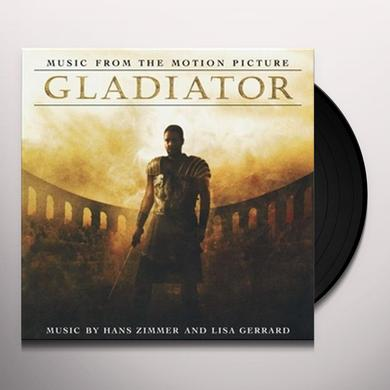 Hans Zimmer / Lisa Gerrard GLADIATOR SOUND: TRACK / O.S.T. Vinyl Record