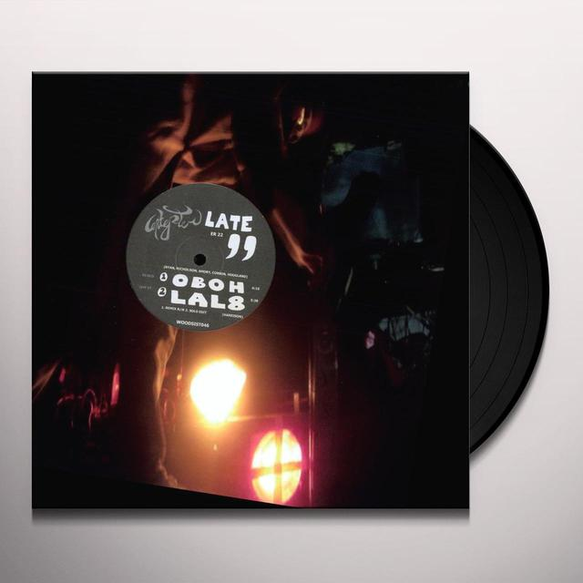 Excepter LATE Vinyl Record