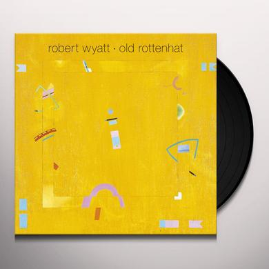 Robert Wyatt OLD ROTTENHAT Vinyl Record - w/CD, Limited Edition, Reissue
