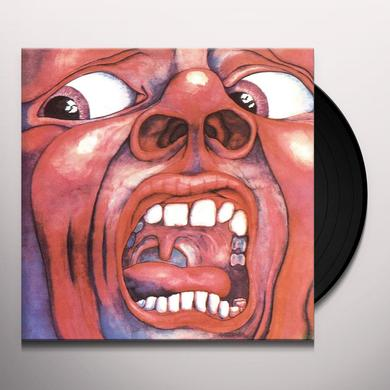 King Crimson IN THE COURT OF THE CRIMSON KING Vinyl Record