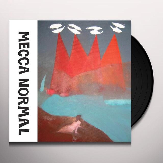 Mecca Normal MALACHI Vinyl Record