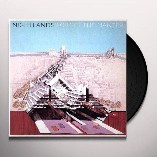 Nightlands FORGET THE MANTRA Vinyl Record