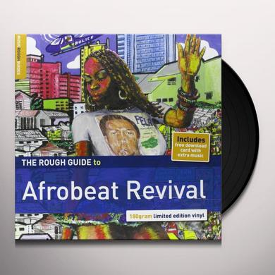 Rough Guide To Afrobeat Revival / Various (Dlcd) ROUGH GUIDE TO AFROBEAT REVIVAL / VARIOUS Vinyl Record - Limited Edition