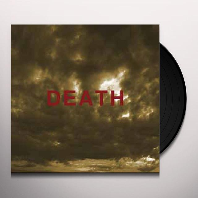 Wooden Wand DEATH SEAT Vinyl Record