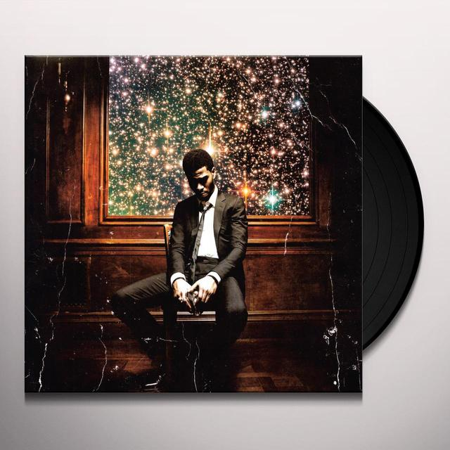 Kid Cudi MAN ON THE MOON 2: THE LEGEND OF MR RAGER Vinyl Record