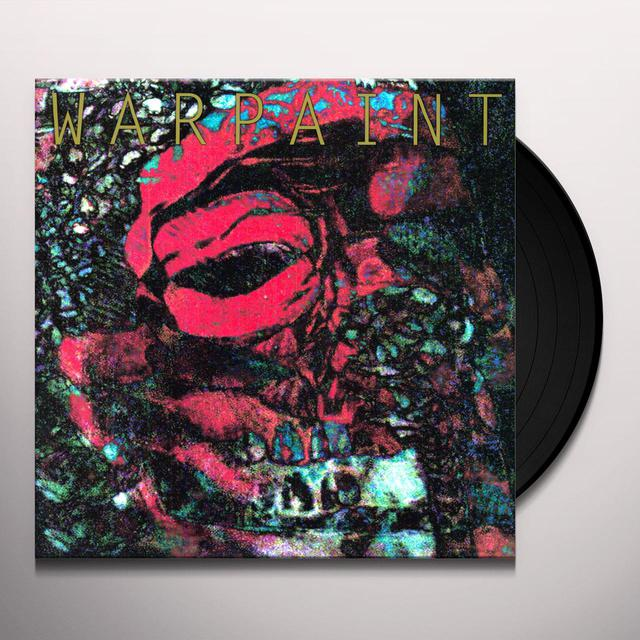 Warpaint FOOL Vinyl Record