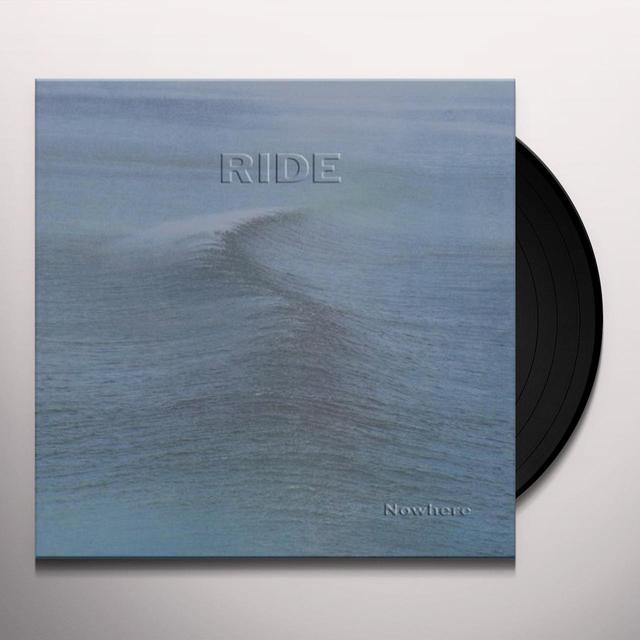 Ride NOWHERE Vinyl Record - 180 Gram Pressing