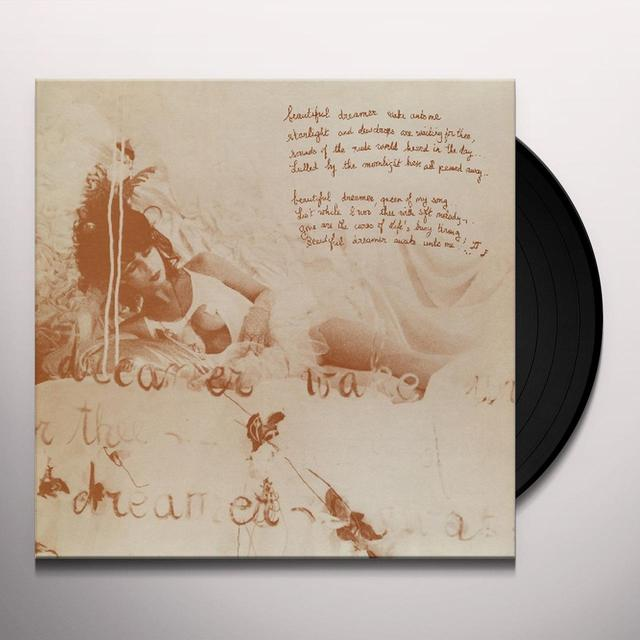 Justine & Victorian Punks BEAUTIFUL DREAMER Vinyl Record