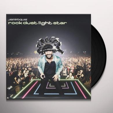 Jamiroquai ROCK DUST LIGHT STAR Vinyl Record