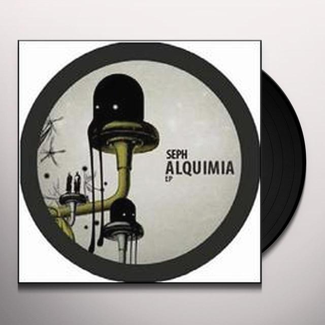 Seph ALQUIMIA (EP) Vinyl Record