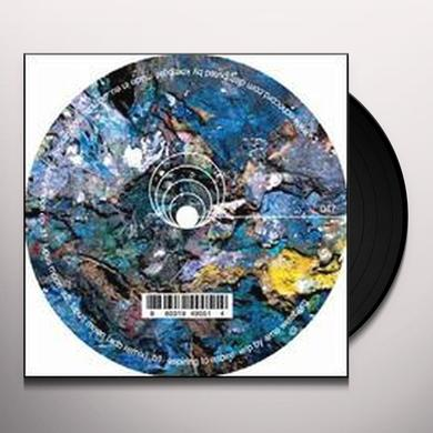Onmutu Mechanicks LUPUS MOON Vinyl Record