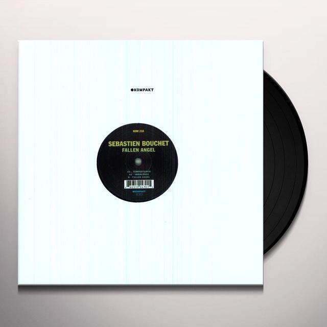 Sebastien Bouchet FALLEN ANGEL (EP) Vinyl Record