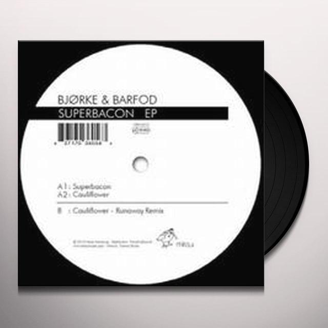 Bjorke & Barfod SUPERBACON Vinyl Record