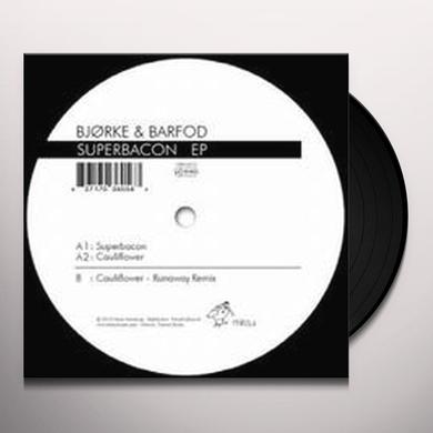 Bjorke & Barfod SUPERBACON (EP) Vinyl Record