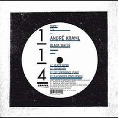 Andre Kraml BLACK WATER Vinyl Record