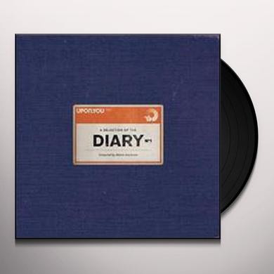SELECTION OF THE DIARY 1 / VARIOUS (EP) Vinyl Record