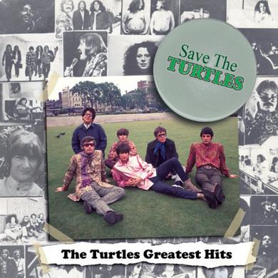 SAVE THE TURTLES: TURTLES GREATEST HITS Vinyl Record