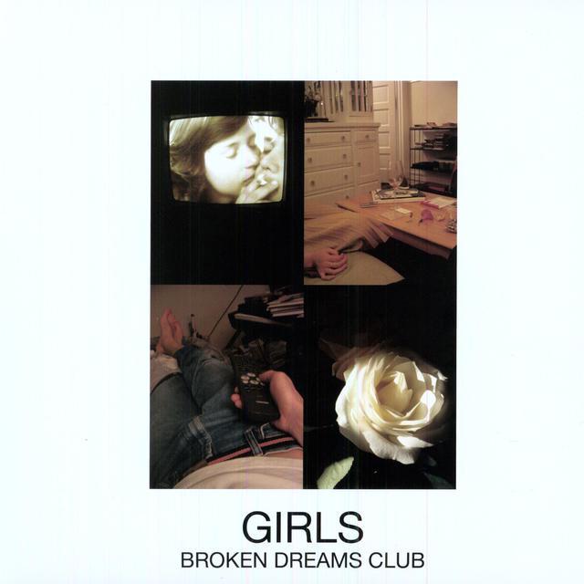Girls BROKEN DREAMS CLUB Vinyl Record