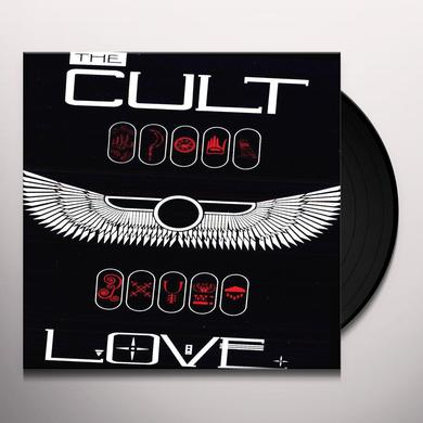 Cult LOVE Vinyl Record