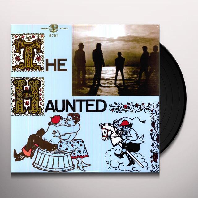 HAUNTED Vinyl Record - Limited Edition, 180 Gram Pressing