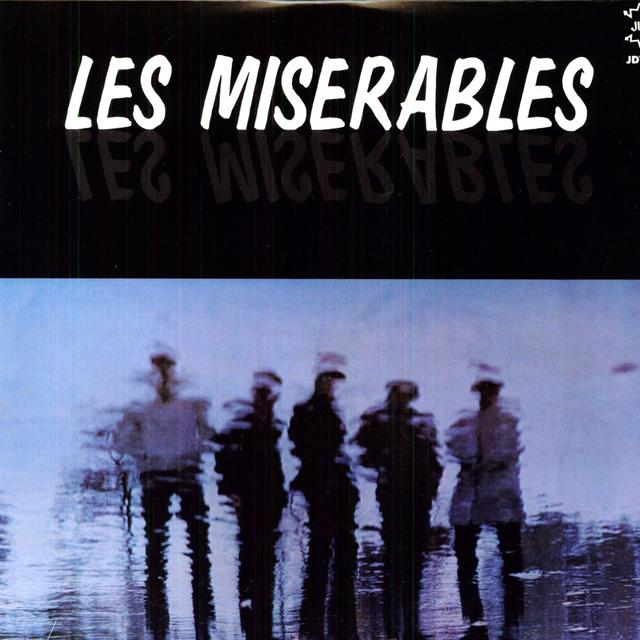 LES MISERABLES Vinyl Record