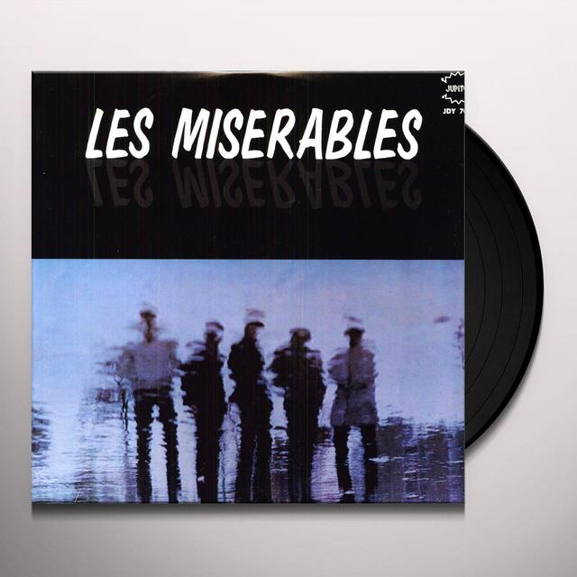LES MISERABLES Vinyl Record - Limited Edition, 180 Gram Pressing
