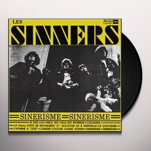 Les Sinners SINERISME Vinyl Record - Limited Edition, 180 Gram Pressing, Remastered