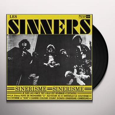 Les Sinners SINERISME Vinyl Record