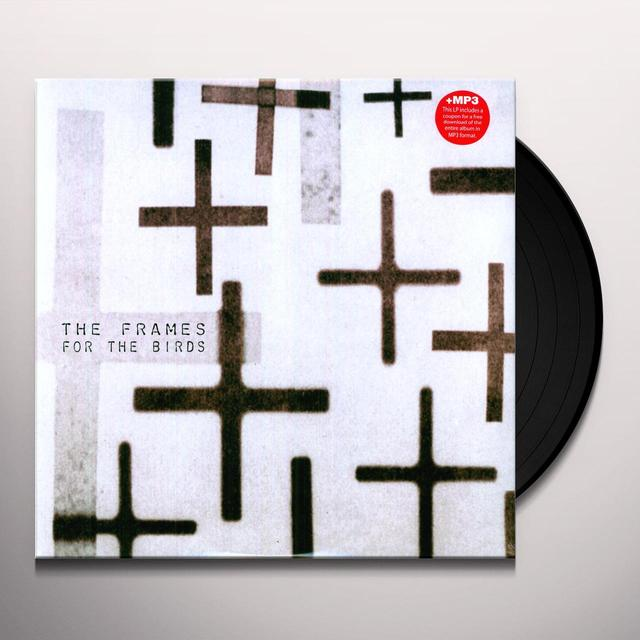 Frames FOR THE BIRDS Vinyl Record - MP3 Download Included