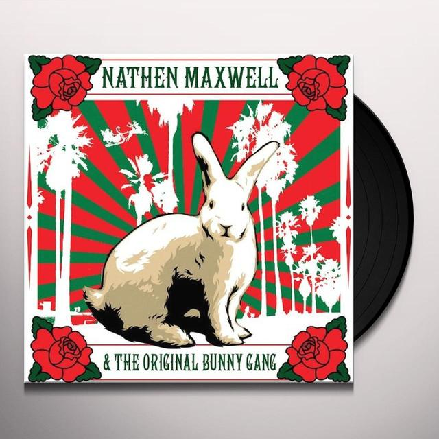 Nathen Maxwell & Original Bunny Gang LA X-MAS / NORTHERN POLE UNITED Vinyl Record