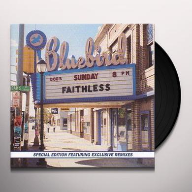 Faithless SUNDAY 8 PM Vinyl Record - 180 Gram Pressing