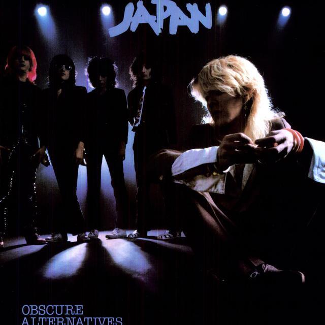 Japan OBSCURE ALTERNATIVES Vinyl Record