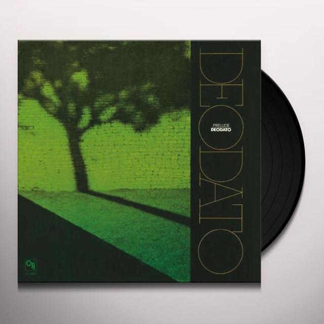 Deodato PRELUDE Vinyl Record - 180 Gram Pressing, Remastered