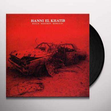 Hanni El Khatib BUILD DESTROY REBUILD Vinyl Record