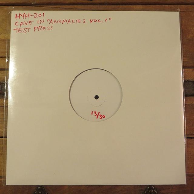 Cave In ANOMALIES 1 (Vinyl)
