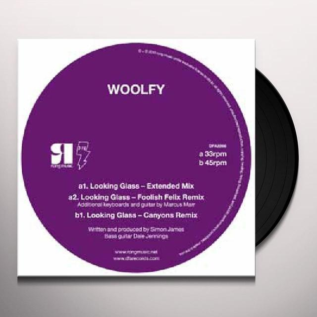 Woolfy LOOKING GLASS Vinyl Record