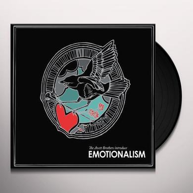 The Avett Brothers EMOTIONALISM Vinyl Record
