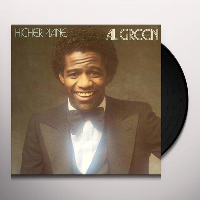 Al Green HIGHER PLANE Vinyl Record
